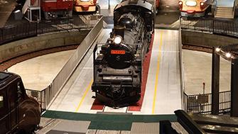 ナイトミュージアムin鉄道博物館